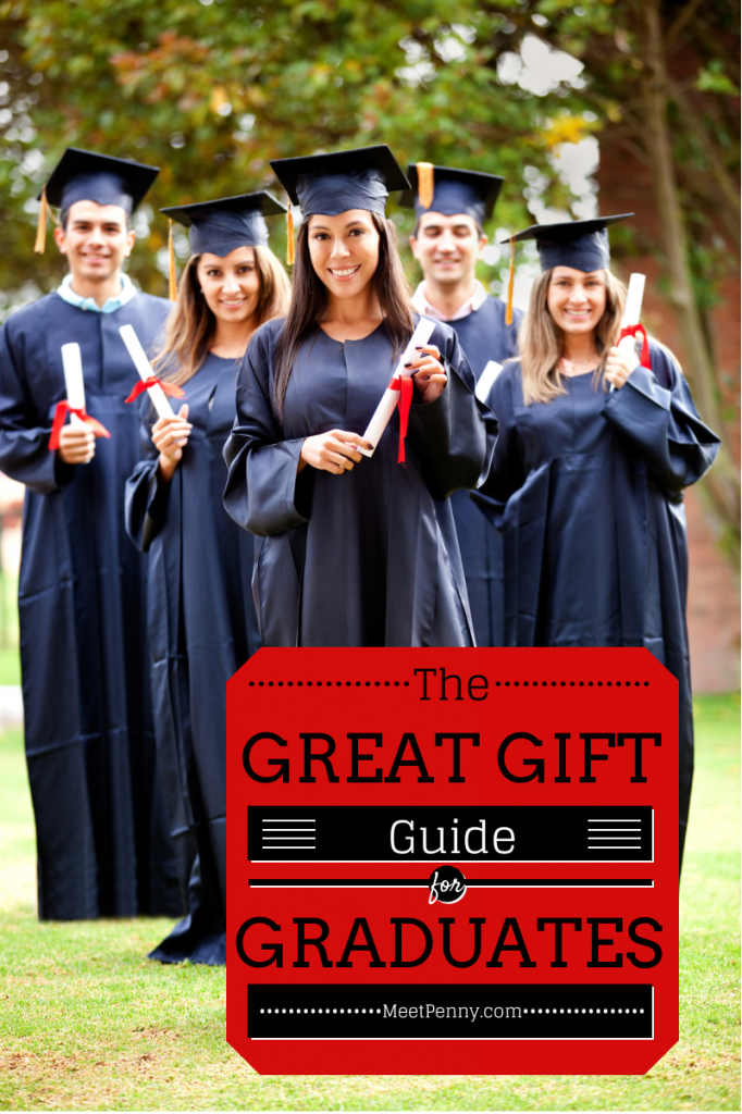 GREAT gift ideas for graduates